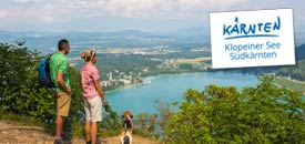 Klopeinersee - Pfingsten in Kärnten