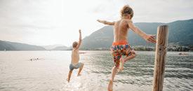 Outdoor-Aktiv-Familienurlaub