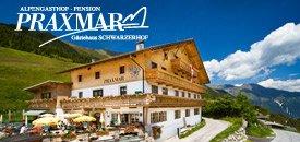 Alpengasthof PRAXMAR: Berge erleben