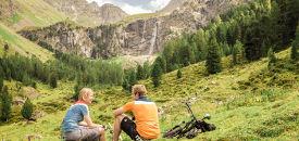 Radfahren im Tiroler Oberland